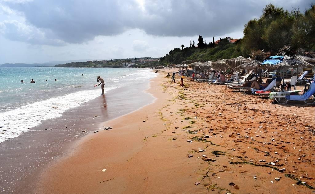 Παραλία Χρανών