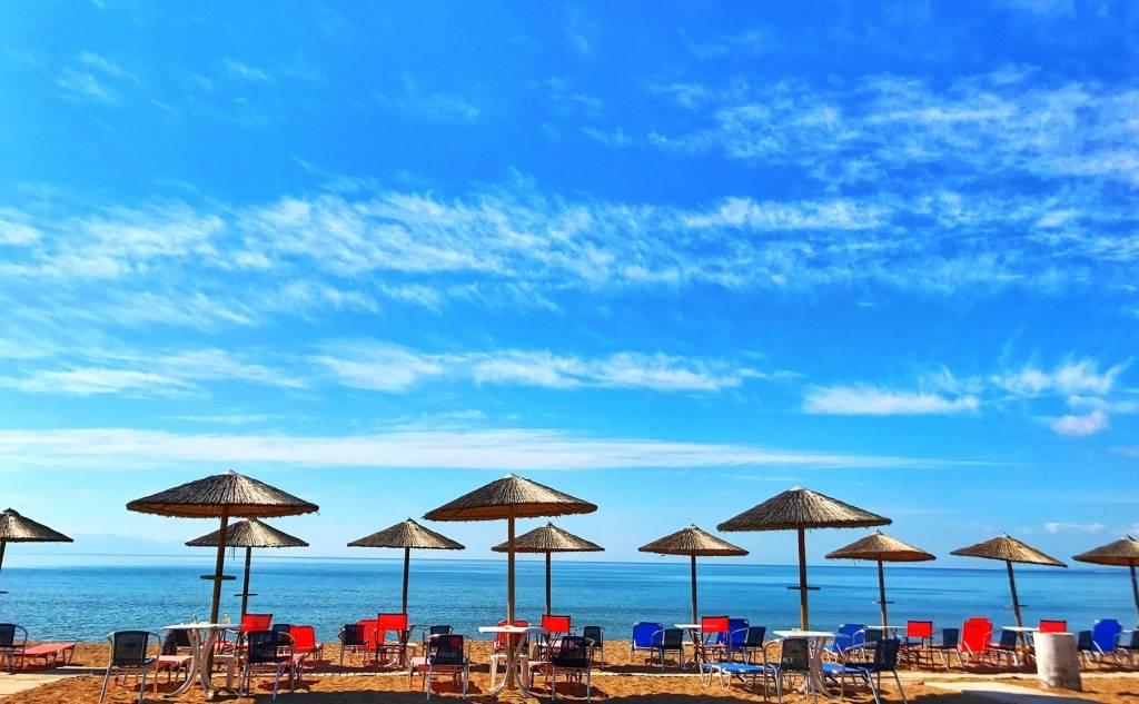Παραλία Μπούκας