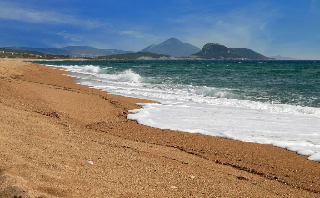 Crissi Ammos (Golden Sand - Mati )