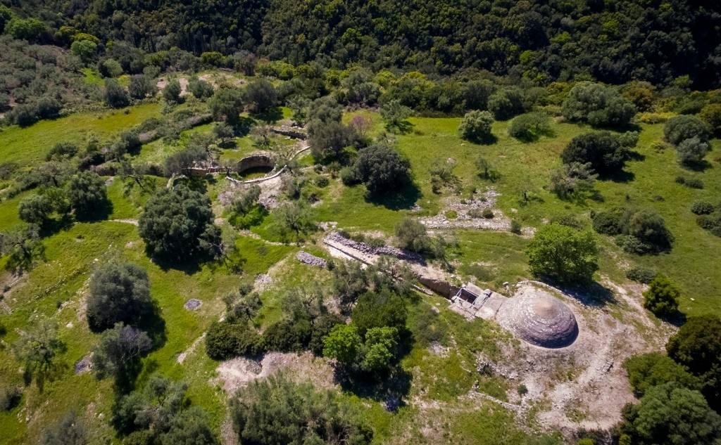 Αρχαιολογικός χώρος Περιστεριάς