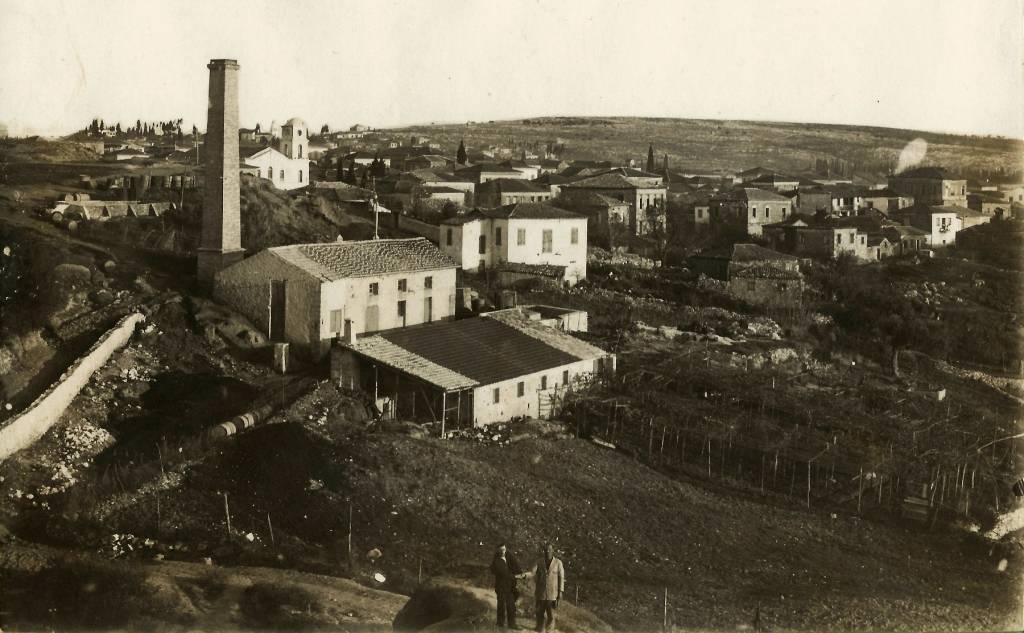 Άποψη Γαργαλιάνων, 1932