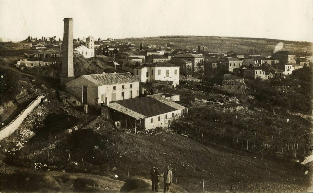 Gargalianoi View, 1932