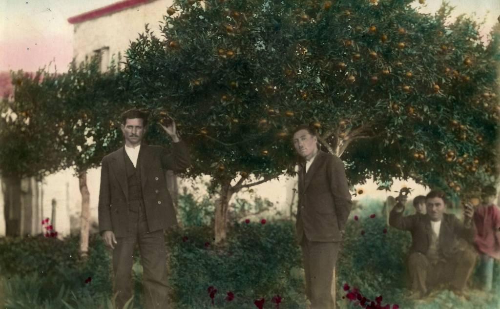 Baxes (Garden) in Hohlasti, 1932