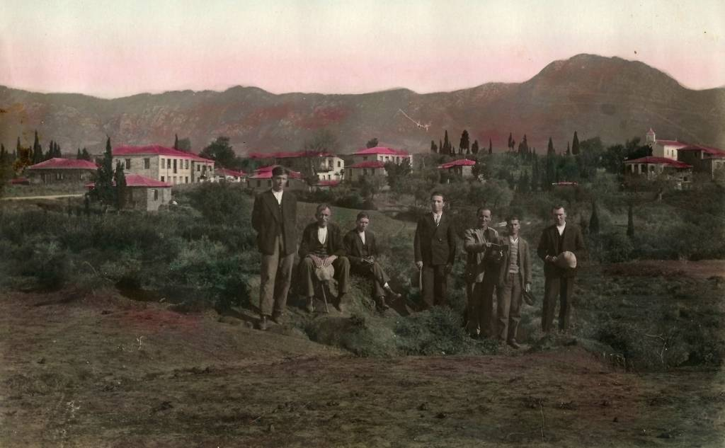 View Of Floka-Trifylia ,1932
