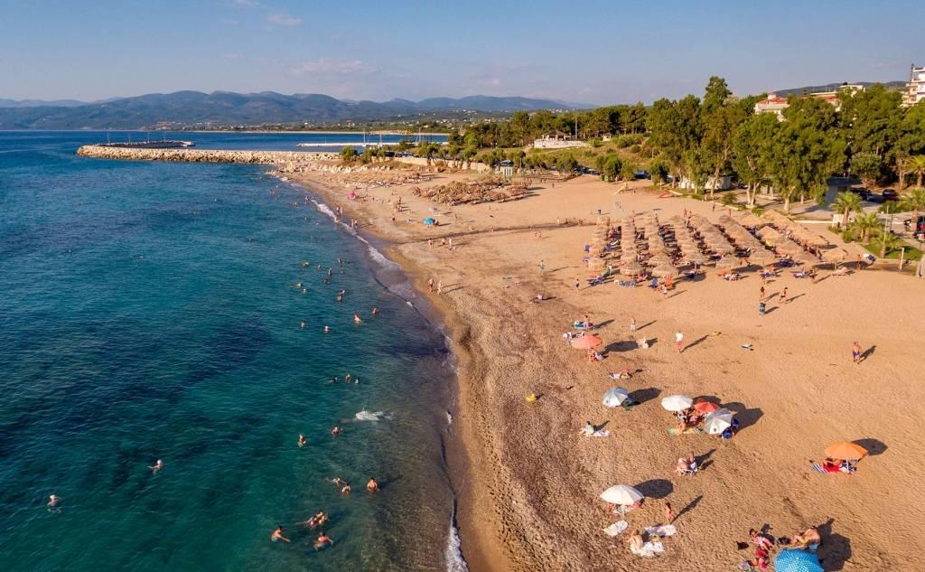 Aï Lagoudi Beach ( Kyparissia )