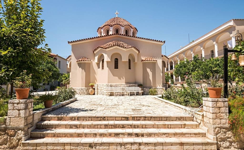 Monastery Of Kalogreon/Nuns