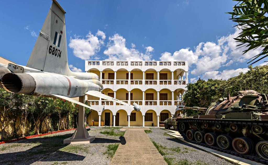 Στρατιωτικό Μουσείο Καλαμάτας