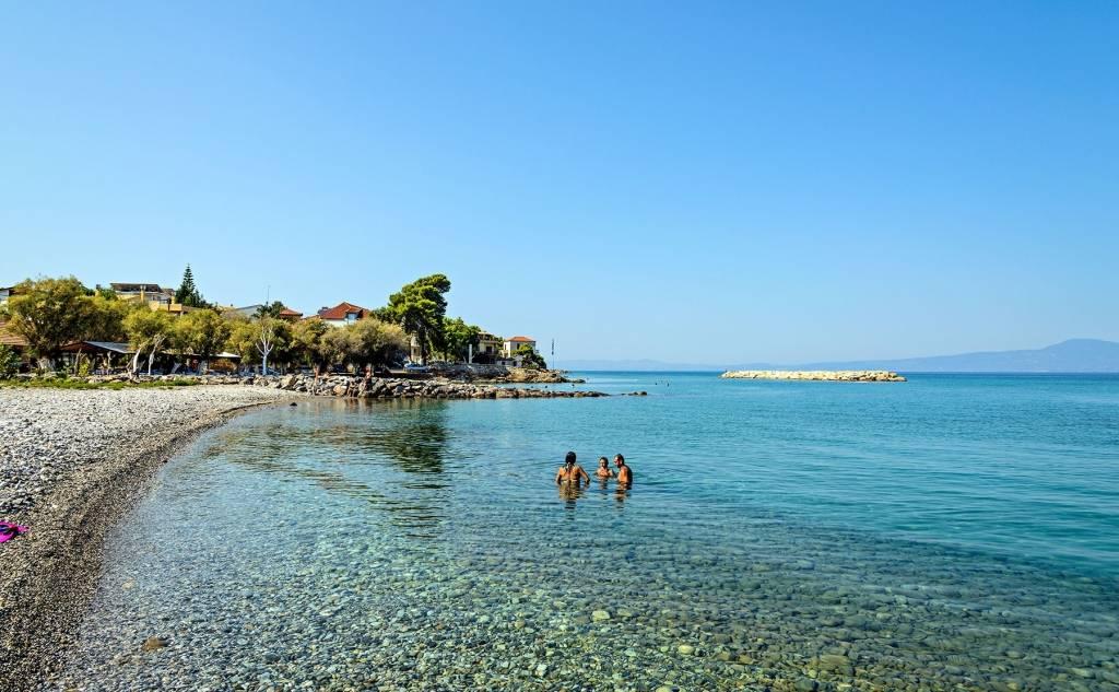 Παραλία Μικρής Μαντίνειας