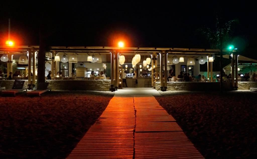 Ammos restaurant bar