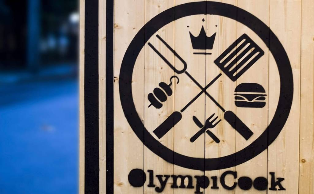 OlympiCook Grill