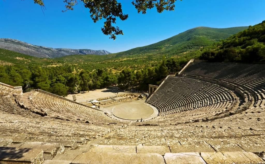 Θέατρο Επιδαύρου