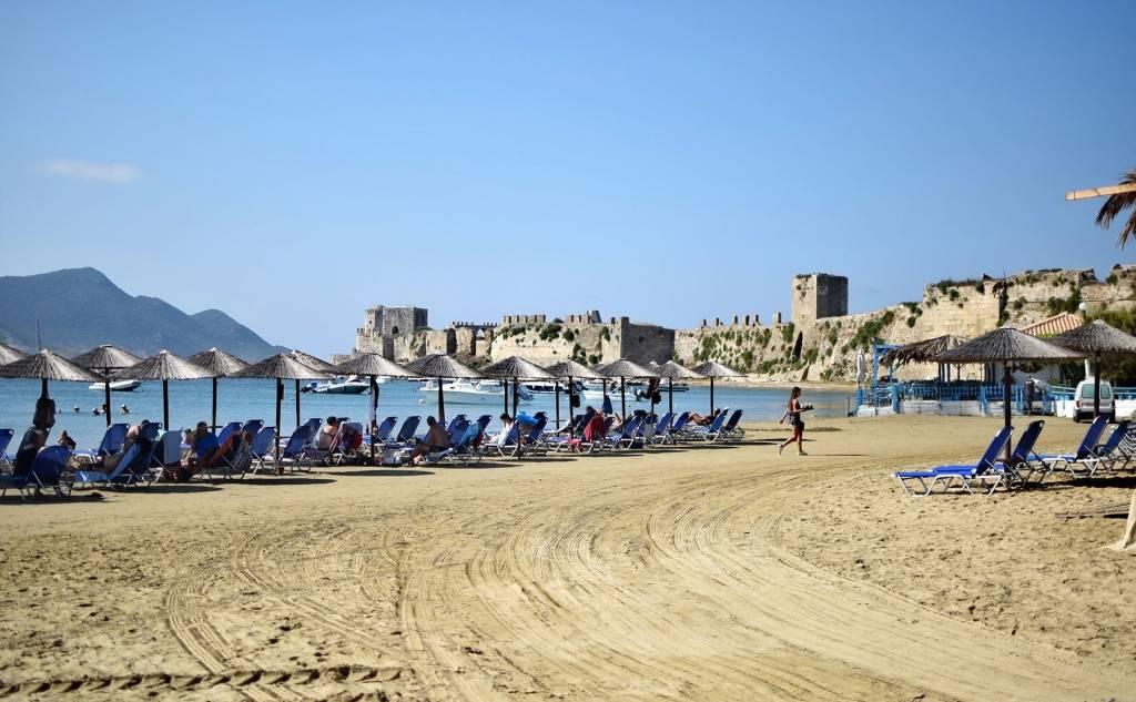 Παραλία Μεθώνης
