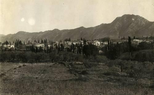Άποψη Πύργου Τριφυλίας, 1932