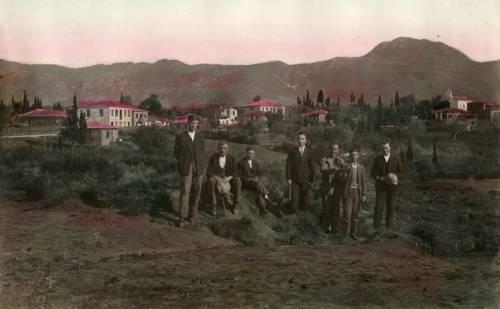 Άποψη Φλώκας Τριφυλίας, 1932