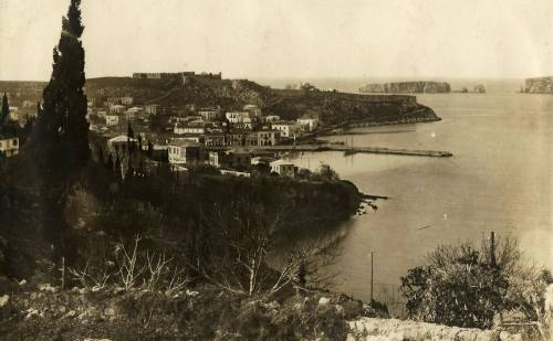View of Pylos,1932