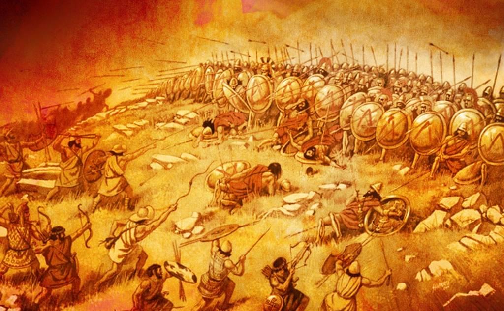 Όταν οι Αθηναίοι νίκησαν τους Σπαρτιάτες