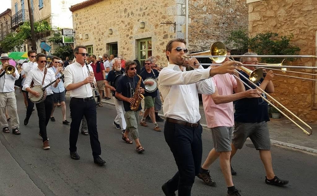 6ο Διεθνές φεστιβάλ Jazz Καρδαμύλης