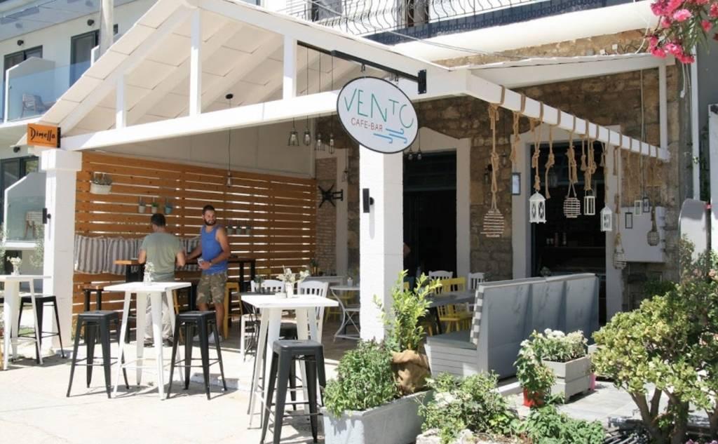 VENTO cafe-bar, restaurant