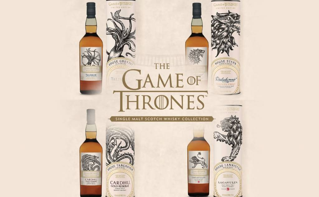 The Game of Thrones Whisky Weekend