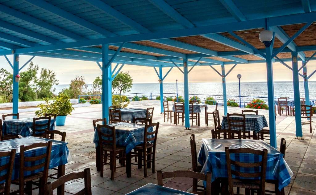 Εστιατόριο Μπαράκα - Μπακογιάννης