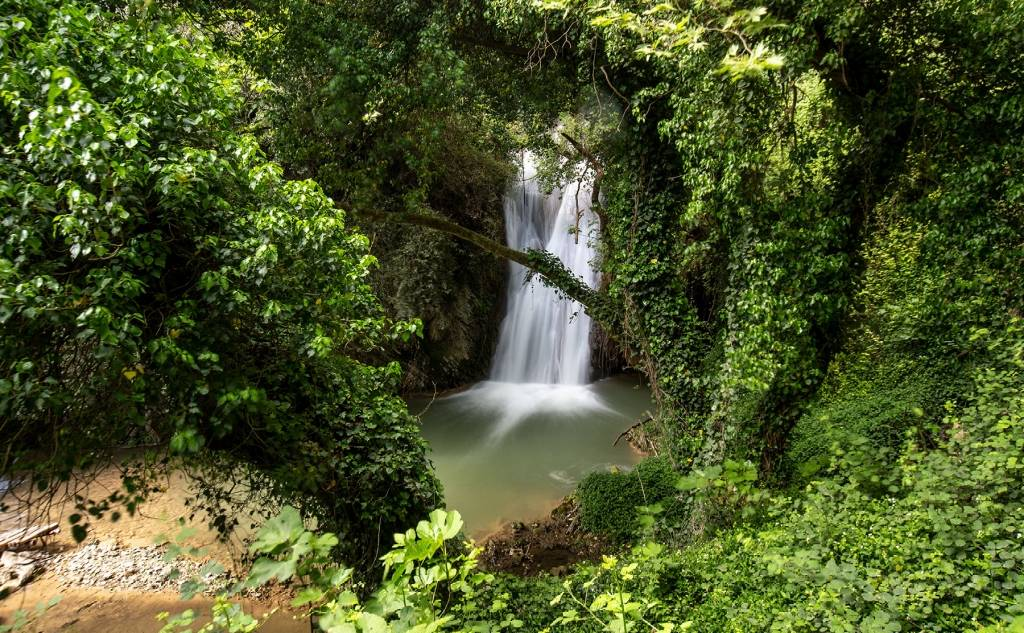 Stenosia Waterfalls