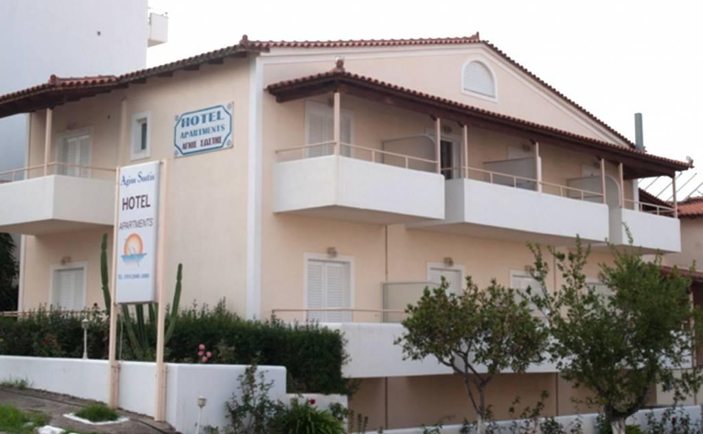 Άγιος Σώστης Hotel-Apartments