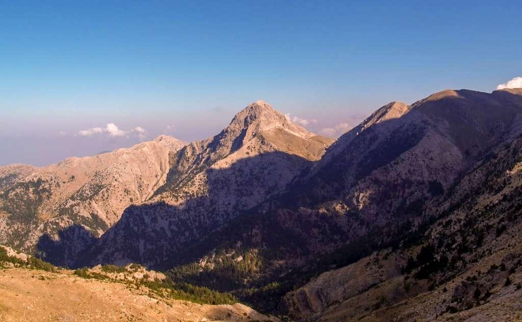 Ανάβαση στο Χαλασμένο (2.204 μ.) του Ταϋγέτου