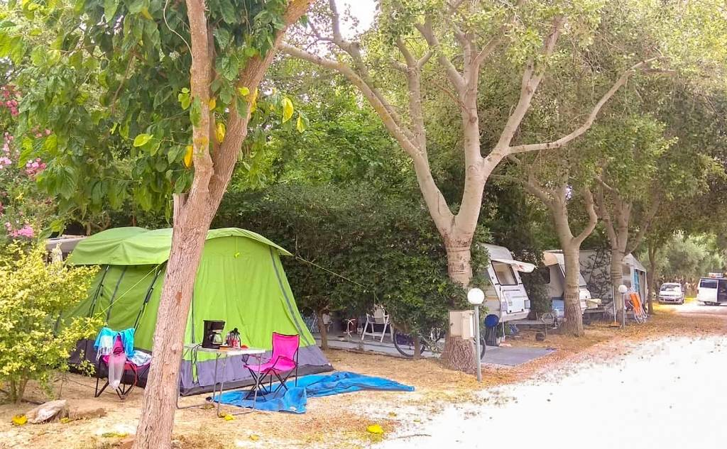 Camping Anemomilos