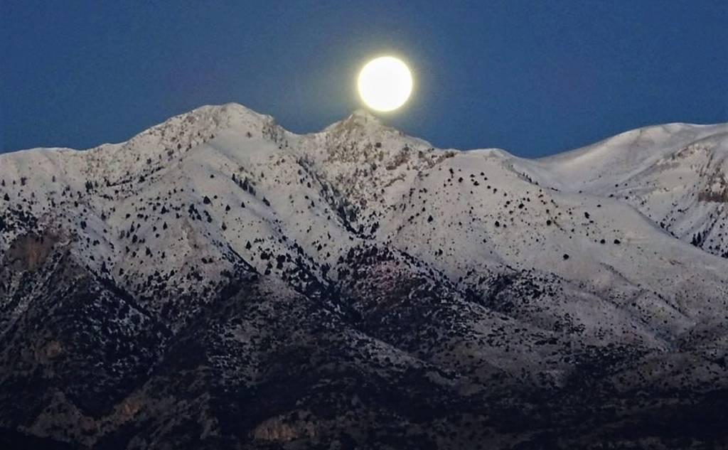 Ταΰγετος | the full-moon trek