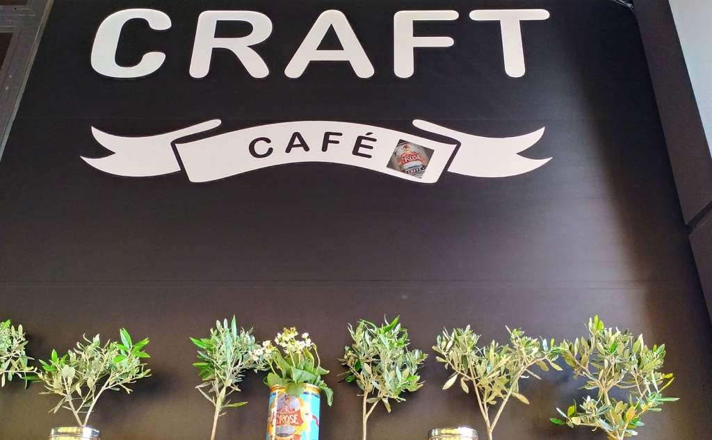 CRAFT CAFE Croissanterie