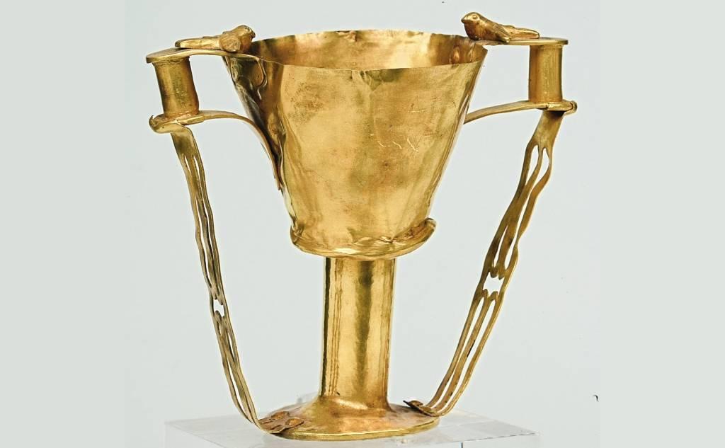 Άγγελος Λάππας: «Το Κύπελλο Του Νέστορα και άλλες ιστορίες»