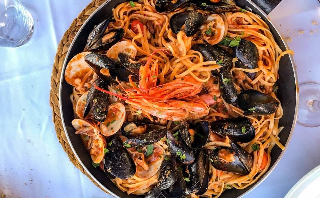 Fish & Pasta Καννάς