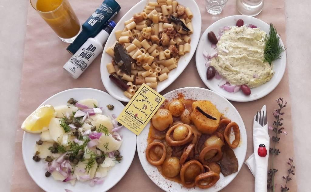 Καφενείο - Ουζερί
