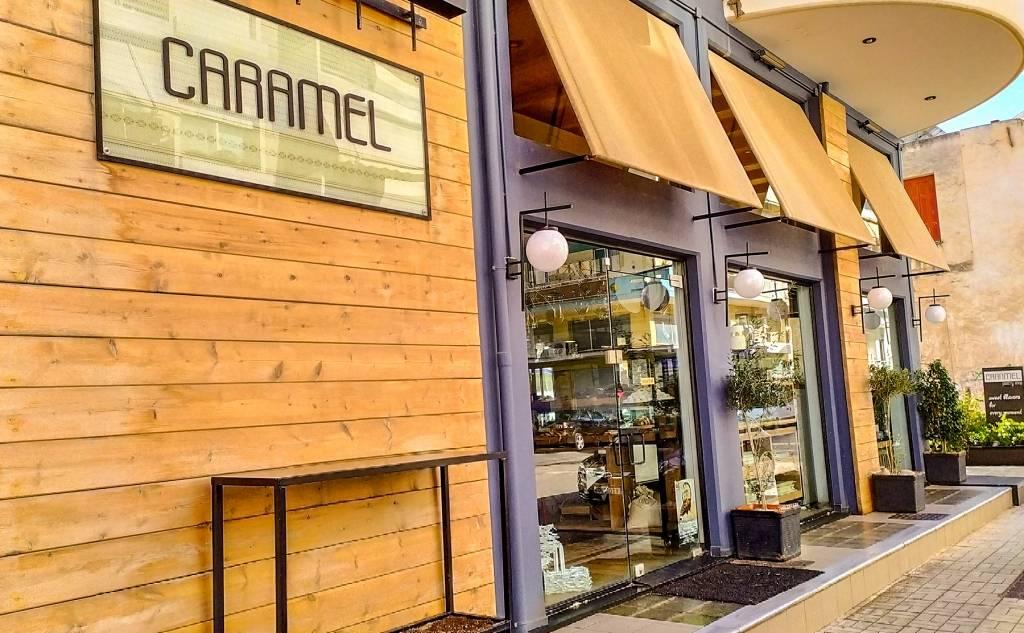 Caramel - Pastry Shop