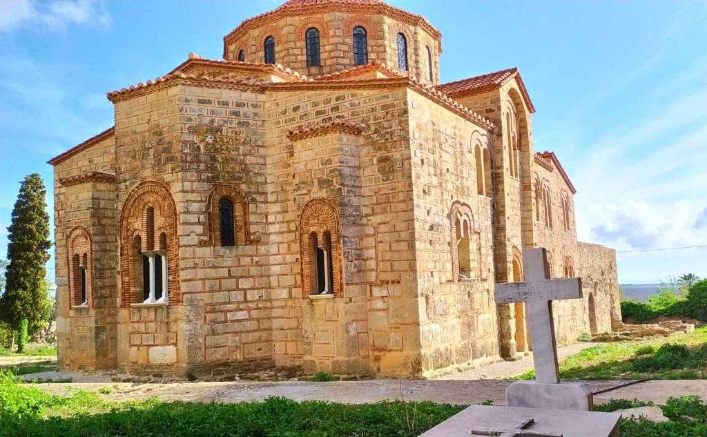 Temple of theMetamorphosis of Savior (Christianoi)