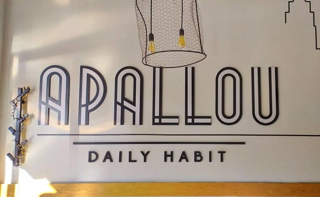 Apallou Daily Habit - Cafe Bar