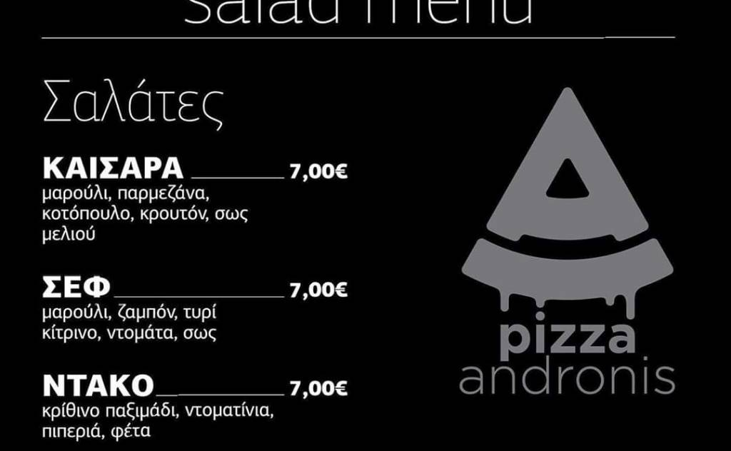 Pizza Andronis