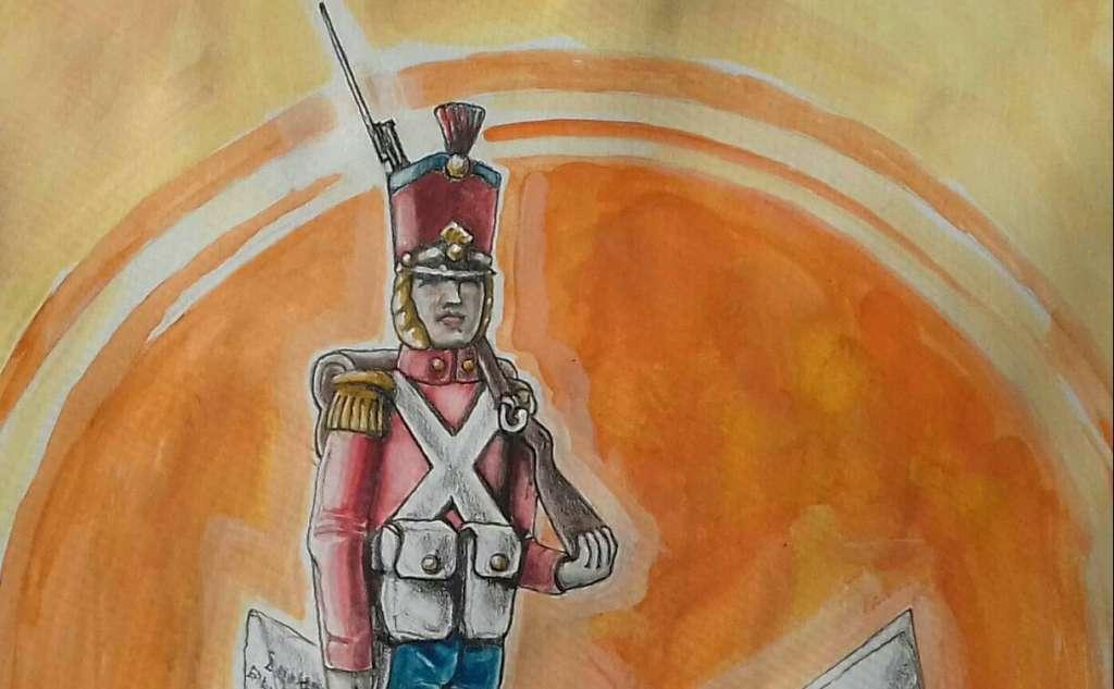 """""""Ο Μολυβένιος Στρατιώτης"""" - Μεσσηνιακό Ερασιτεχνικό Θέατρο (Μ.Ε.Θ)"""