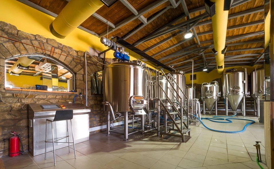 NEMA - Mani Brewery