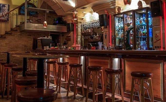 Μώμος Bar