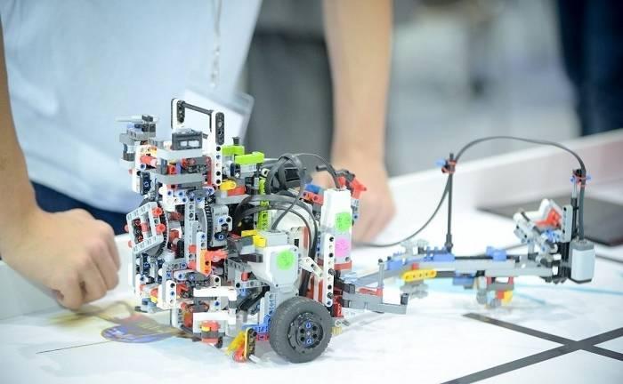 Διαγωνισμός Εκπαιδευτικής Ρομποτικής Πελοποννήσου