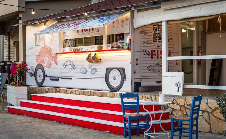 Mr Fish Food Truck - Take Away
