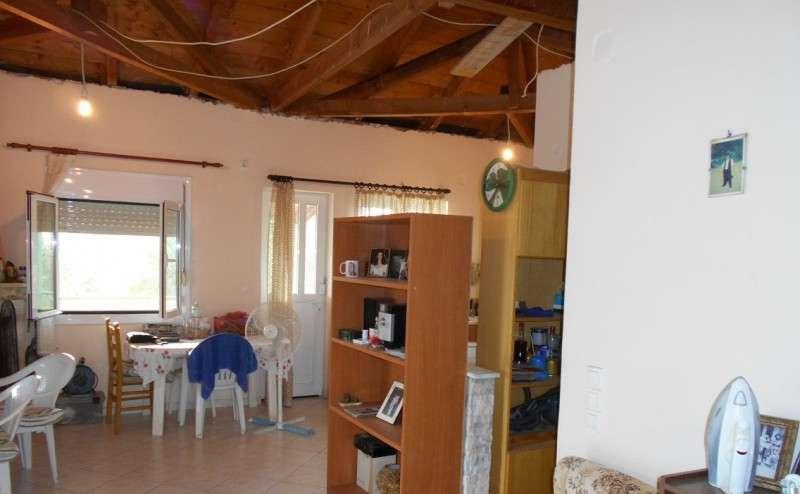 Μονοκατοικία Στη Τραγάνα (Τριφυλίας)