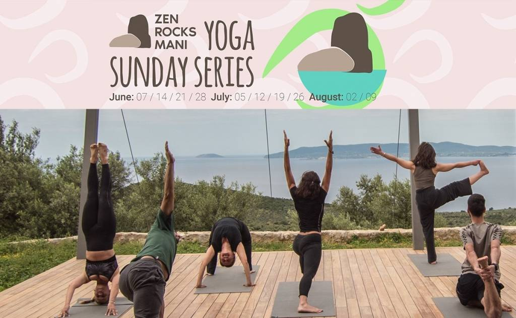 Yoga Sundays at Zen Rocks