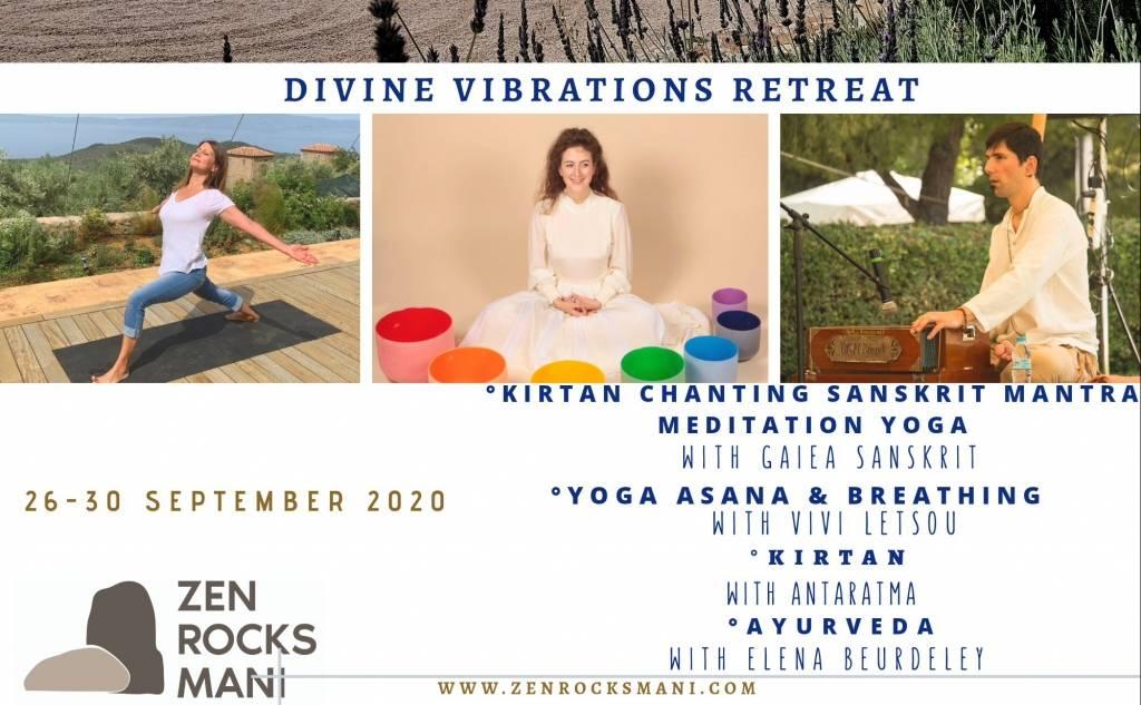 Divine Vibrations With Gaiea Sanskrit and Antaratma - Vivi Letsou and Elena