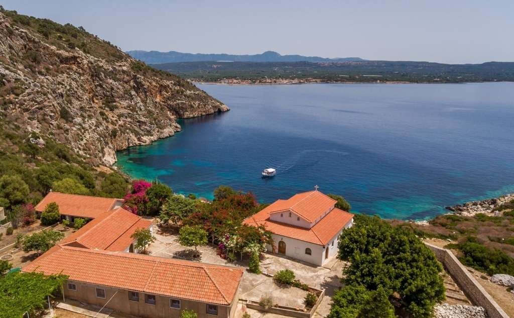 Christianoupolis Travel - Νήσος Πρώτη / Παραμονή εορτής Παναγίας Γοργοπηγής