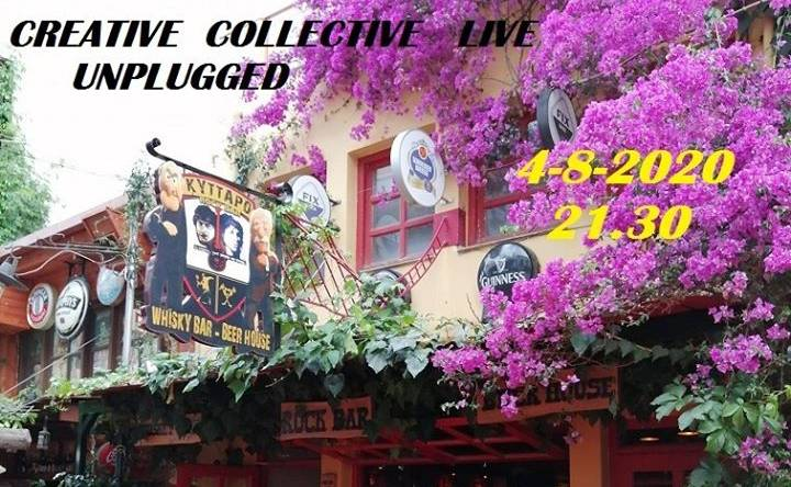 CREATIVE COLLECTIVE LIVE - Kyttaro Rock Bar