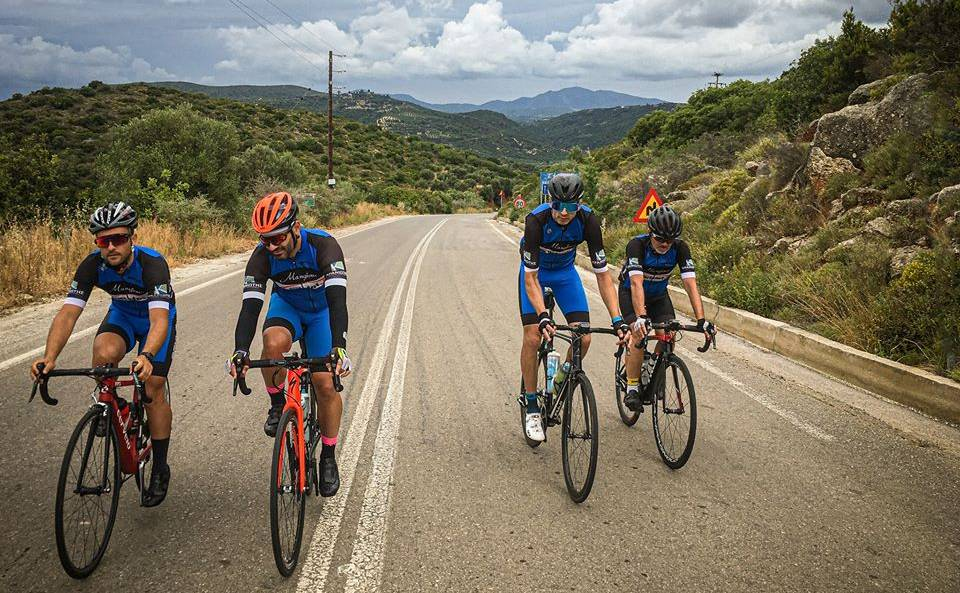 13η Ανάβαση Ταϋγέτου 2020 - Ποδηλατικός αγώνας δρόμου