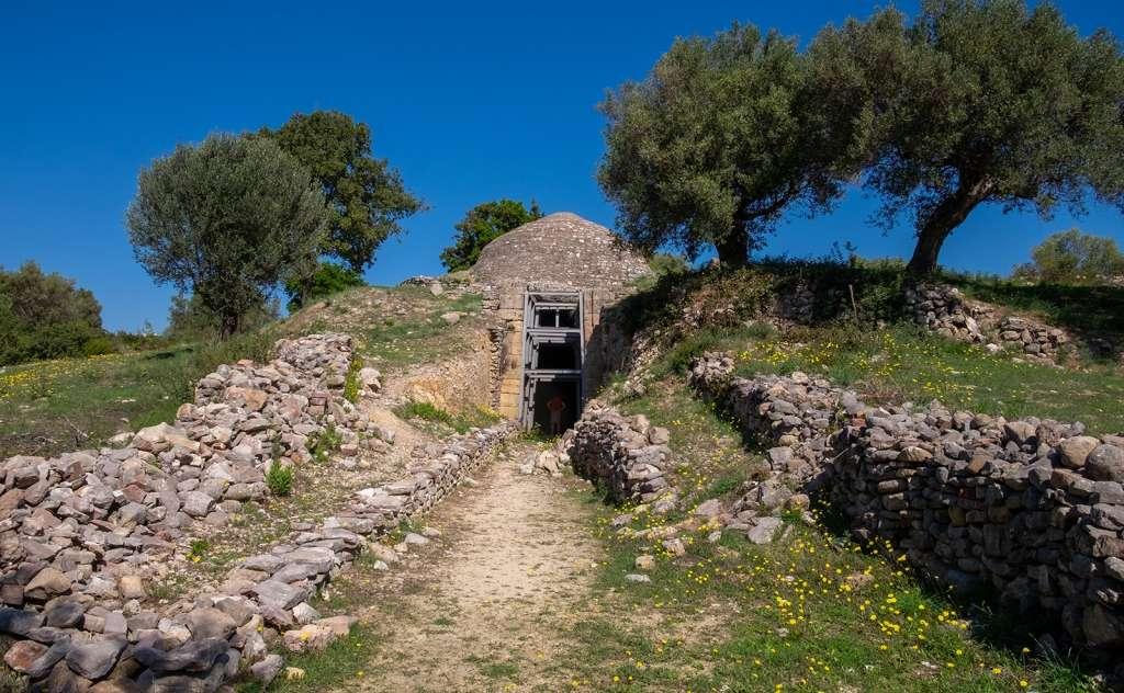 Peristeria - (Archeological site)