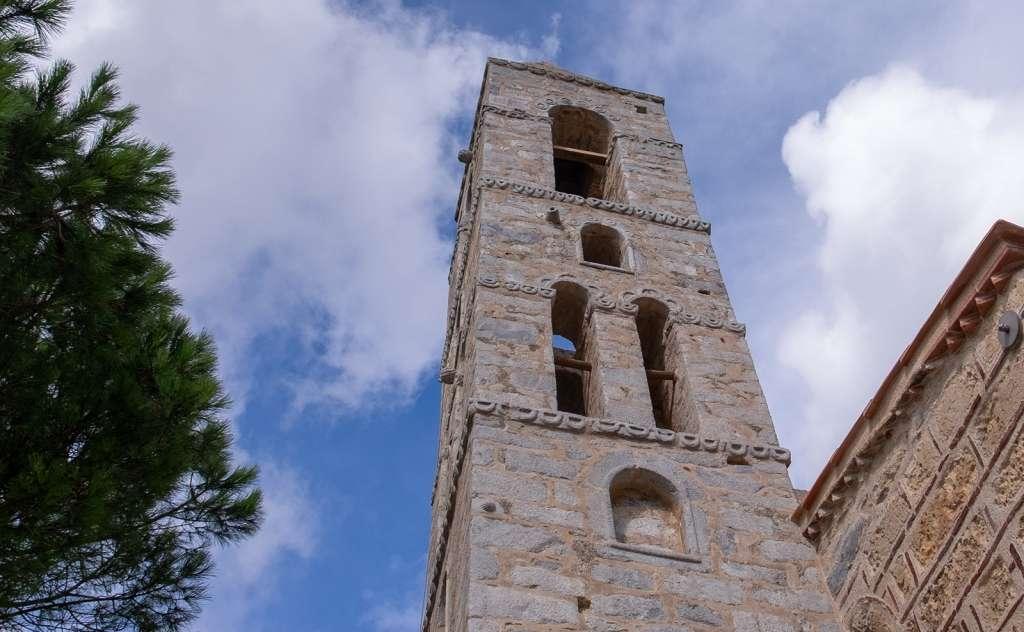 Ναός Αγίου Πέτρου - Καστάνια